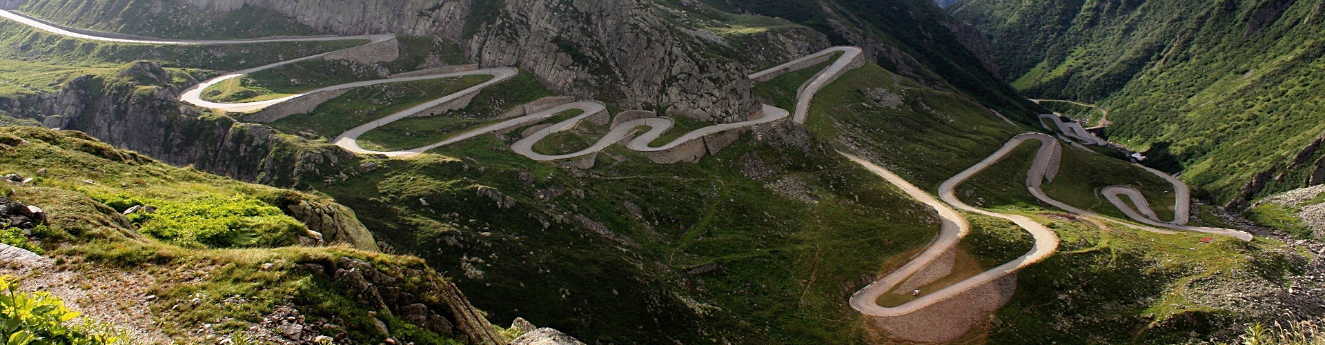 RIDE THE BEST ROADS IN EUROPE